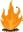 Scheiterhaufen-Icon