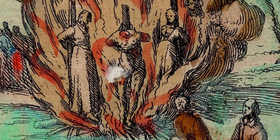 """Projekt """"Herren und Hexen. Hexenprozesse in der Nordeifel und in den angrenzenden Regionen"""""""