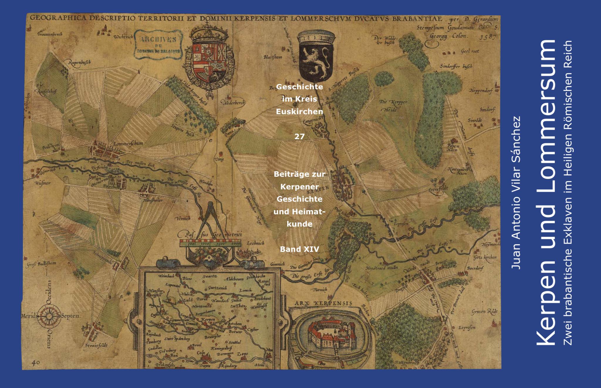 Kerpen und Lommersum – Zwei brabantische Exklaven im Heiligen Römischen Reich