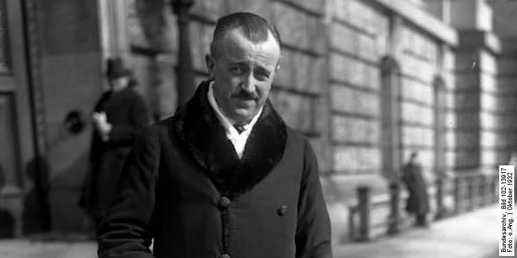 Hermann Pünder – Patriot und Europäer