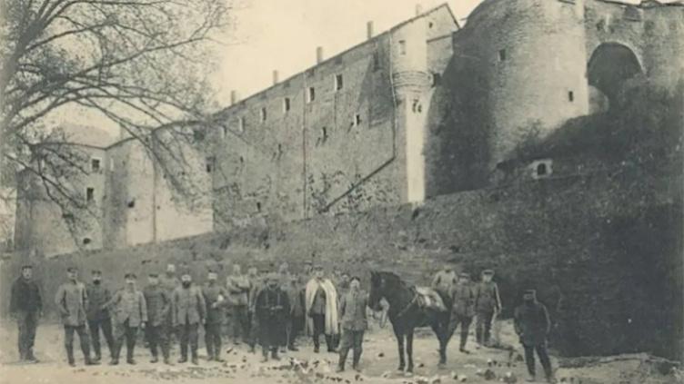 Das Strafarbeitslager in Sedan – ein KZ im Ersten Weltkrieg?