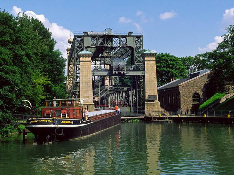 LWL-Römermuseum und Schiffshebewerk Henrichenburg