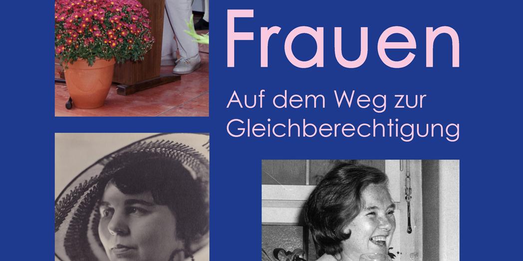 """Buch """"Frauen. Auf dem Weg zur Gleichberechtigung."""""""