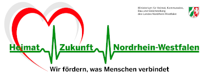 Logo Heimat Zukunft Nordrhein-Westfalen