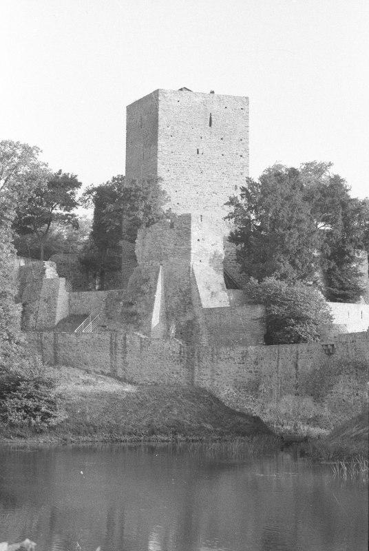 Hardtburg, Gefängnis im Verließ des Hardter Turms