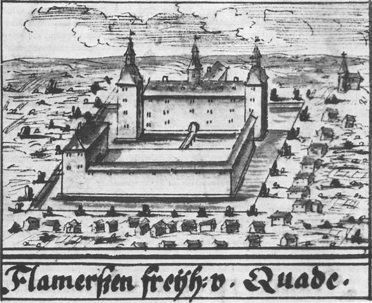 Ortstermin: Dorfrundgang in Flamersheim